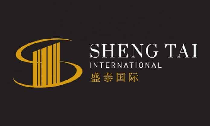 Sheng Tai International Logo